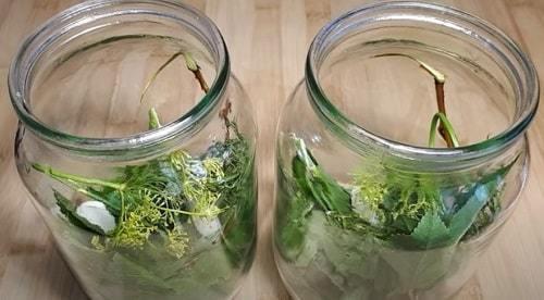Огурцы в литровых банках с горчицей на зиму - рецепт приготовления с пошаговыми фото