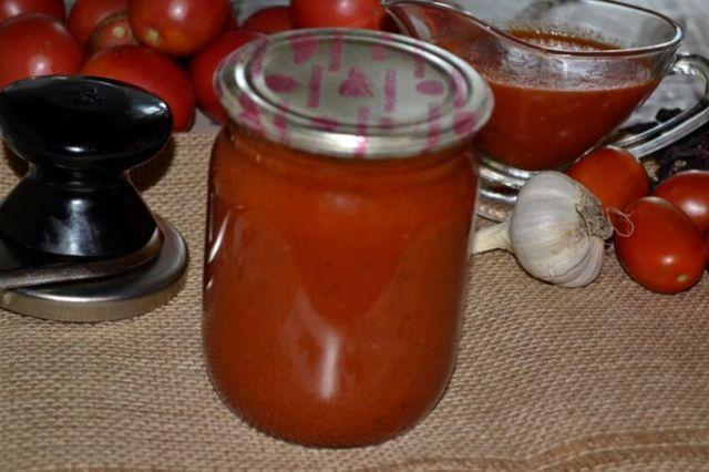 Помидоры с базиликом на зиму без уксуса - рецепт с пошаговыми фото