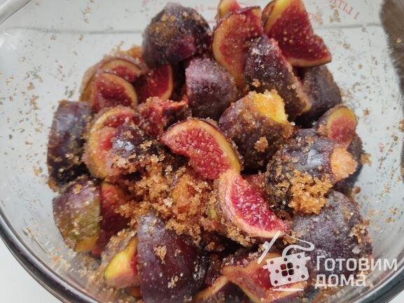 Джем из инжира с лимоном на зиму - рецепт с пошаговыми фото