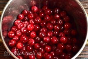 Варенье-пятиминутка из вишни с косточками в сиропе на зиму - рецепт с пошаговыми фото