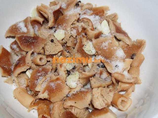 Засолка волнушек горячим способом - 15 рецептов в банках на зиму с пошаговыми фото