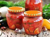 Лечо из кабачков на зиму - 25 рецептов самых вкусных с пошаговыми фото