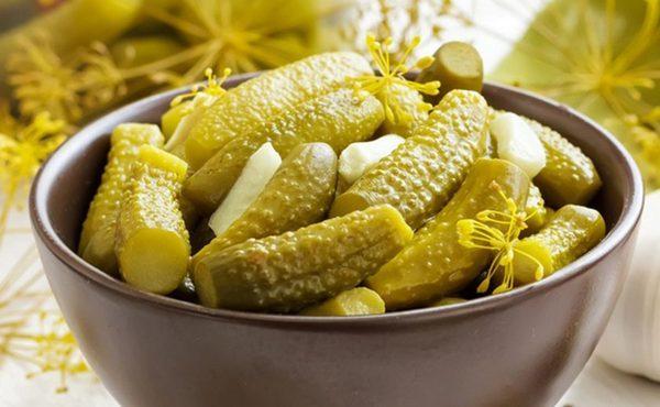 Огурцы на зиму, как бочковые - очень вкусный рецепт с фото