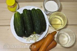 Огурцы по-корейски на 2 кг на зиму - рецепт приготовления с пошаговыми фото