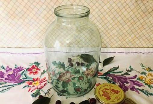 Компот из черешни с косточками в 3-х л банки на зиму - 14 рецептов без стерилизации с пошаговыми фото