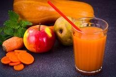 Овощной сок через соковыжималку на зиму - рецепт с пошаговыми фото