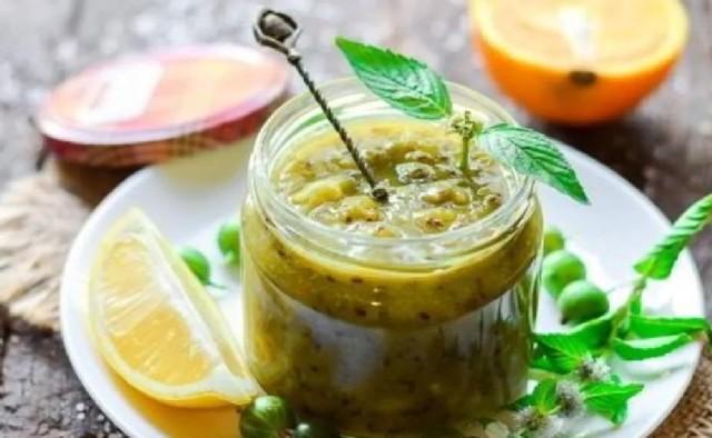 Крыжовник с лимоном на зиму - 9 рецептов простых и вкусных с пошаговыми фото