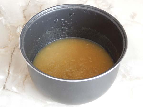 Пюре из груш в мультиварке Редмонд на зиму - пошаговый рецепт с фото