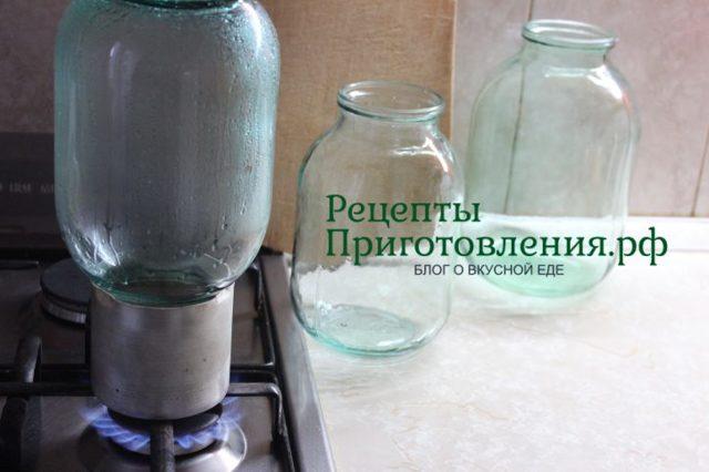 Компот из красной смородины и крыжовника на 3-х литровую банку на зиму - простой рецепт от автора