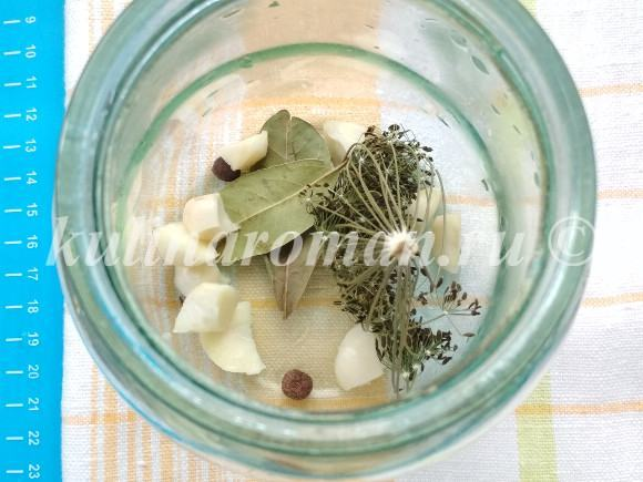 Помидоры черри с чесноком на зиму - рецепт с пошаговыми фото