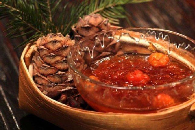 Варенье из морошки пятиминутка на зиму – 5 рецептов с фото пошагово