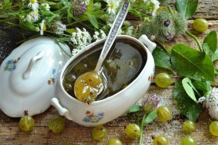 Варенье из крыжовника на зиму - 47 рецептов простых и вкусных с пошаговыми фото