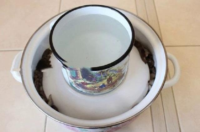 Соленые опята в банках на зиму - рецепт приготовления с пошаговыми фото
