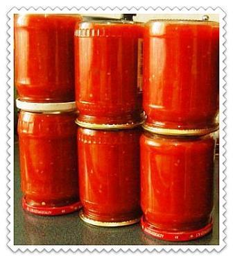 Кетчуп из помидоров с яблоками и луком на зиму - рецепт с пошаговыми фото
