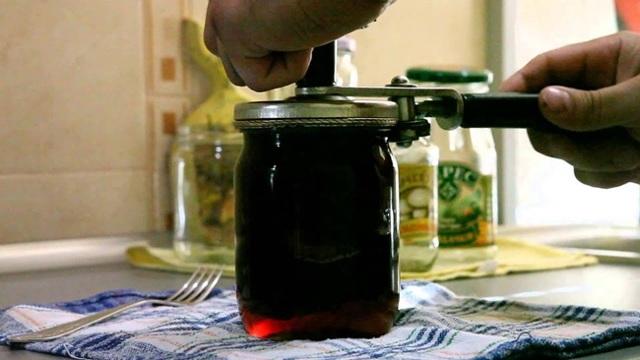 Малина без сахара и без варки на зиму - простой пошаговый рецепт