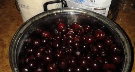 Варенье из вишни без косточек с желатином на зиму - 5 рецептов с фото пошагово