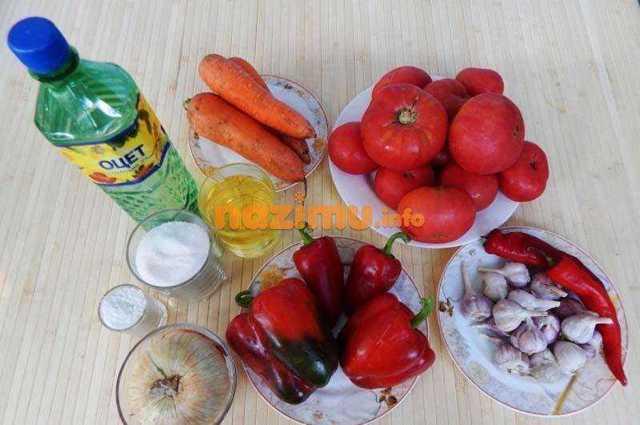 Аджика острая на зиму - 5 рецептов пальчики оближешь с фото пошагово