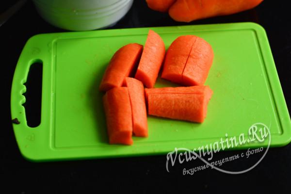 Морковный сок через соковыжималку на зиму - простой пошаговый рецепт