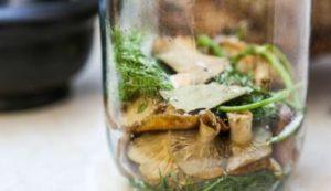 Соленые волнушки на зиму - рецепт с пошаговыми фото