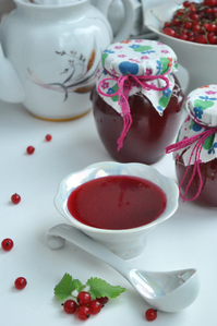 Желе из красной смородины на зиму - 5 простых рецептов с фото пошагово
