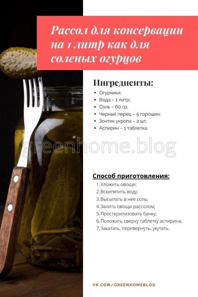 Маринованные огурцы на 1 литровую банку на зиму - 107 рецептов хрустящих огурцов