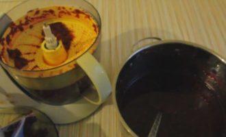 Джем из красной смородины без косточек 5-минутка на зиму - простой пошаговый рецепт