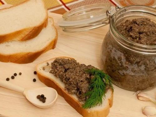 Грибная икра на зиму - 5 рецептов приготовления с фото пошагово