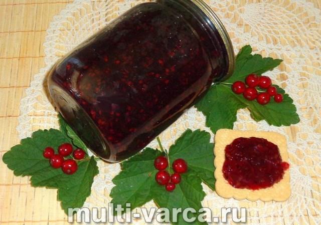 Джем из красной смородины на зиму - простой рецепт от автора