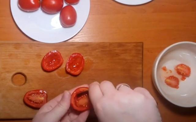 Фаршированные помидоры на зиму - 17 рецептов в банках с пошаговыми фото