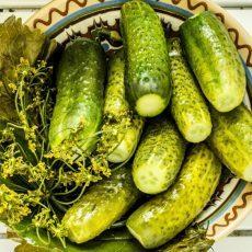 Огурцы холодным способом на зиму - пошаговый рецепт с фото