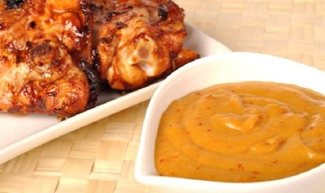 Кисло-сладкий соус из абрикосов на зиму - рецепт с пошаговыми фото