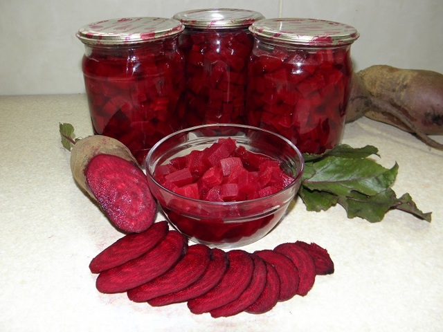 Свекла на винегрет на зиму - рецепт приготовления с пошаговыми фото