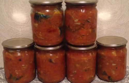 Домашние консервы из скумбрии на зиму - простой и вкусный рецепт с фото