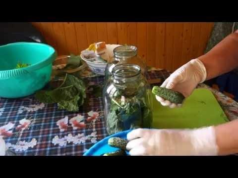 Рассол для засолки огурцов в банках на 1 литр на зиму - самые простые рецепты