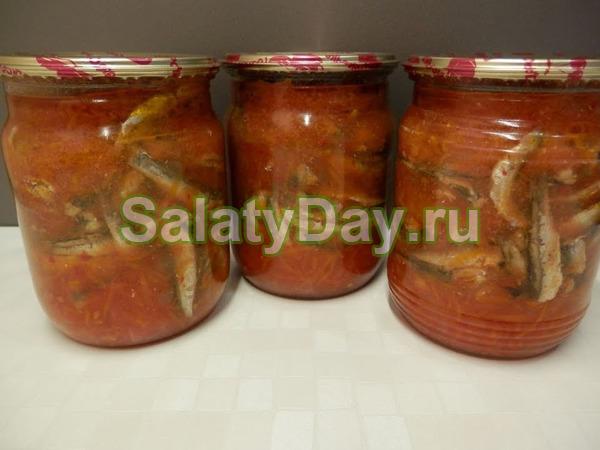 Салаты с крупами и овощами на зиму - 23 рецепта пальчики оближешь с пошаговыми фото