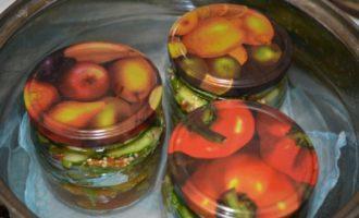 Жареные огурцы на зиму - рецепт приготовления с пошаговыми фото