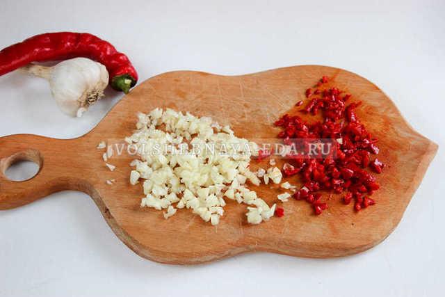 Ткемали на зиму - рецепт приготовления с пошаговыми фото