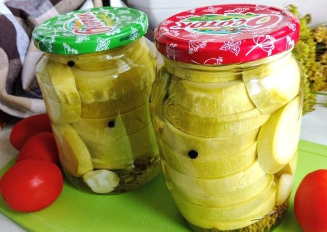 Салат из кабачков без уксуса на зиму - рецепт приготовления с пошаговыми фото