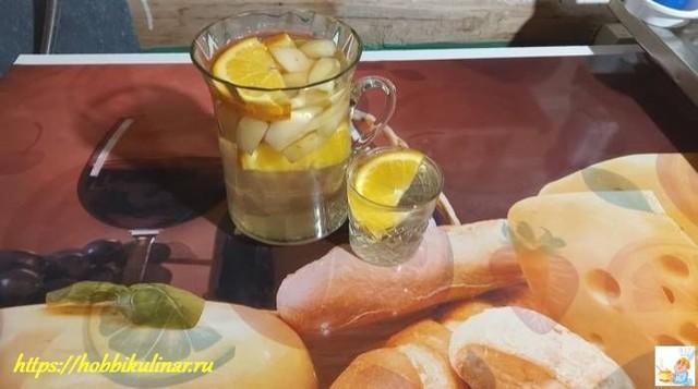 Компот из черники с яблоком на зиму - рецепт на 3-х литровую банку с пошаговыми фото