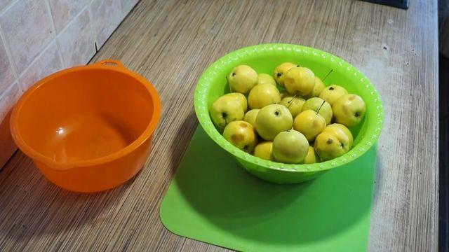 Повидло из яблок белый налив в домашних условиях на зиму - рецепт с пошаговыми фото