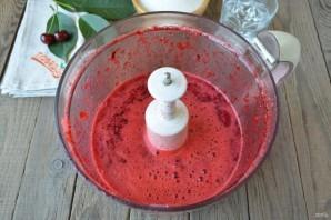 Вишневый джем без косточек на зиму - простой пошаговый рецепт