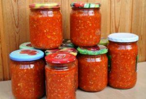 Горький перец в томатном соке на зиму - рецепт приготовления с пошаговыми фото