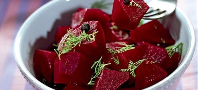 Маринованная свекла для холодного борща на зиму - рецепт приготовления с пошаговыми фото