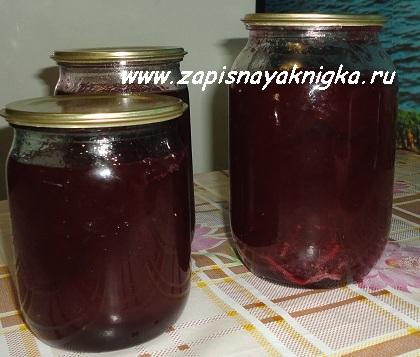 Густое желе из малины на зиму - рецепт приготовления с пошаговыми фото