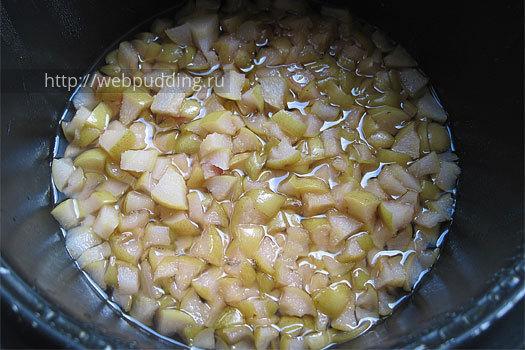 Повидло из груш в мультиварке на зиму - пошаговый рецепт с фото