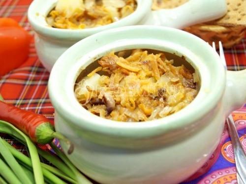 Солянка без капусты на зиму - рецепт приготовления с пошаговыми фото