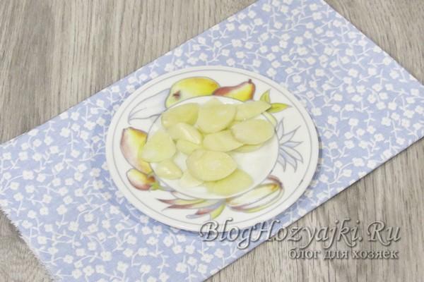 Огурцы с сухой горчицей и чесноком на зиму - рецепт приготовления с пошаговыми фото
