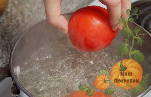 Помидоры в собственном соку на зиму пальчики оближешь - пошаговый рецепт с фото