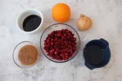 Брусничный соус на зиму в банках - рецепт с пошаговыми фото