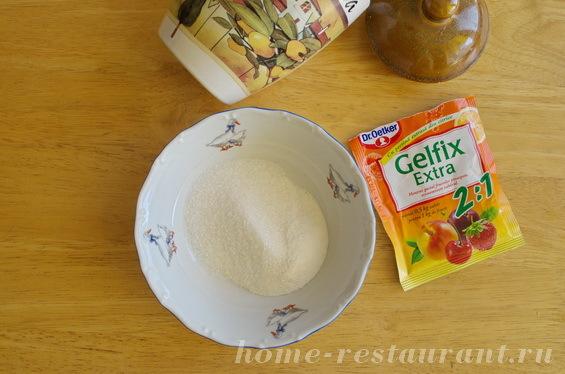 Желе из клубники с желфиксом на зиму - простой и вкусный пошаговый рецепт